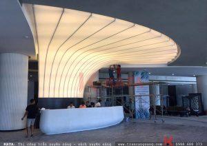 Trần xuyên sáng khách sạn Mường Thanh – Phú Quốc