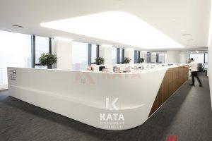 Mẫu tấm trần xuyên sáng đẹp dành cho không gian văn phòng