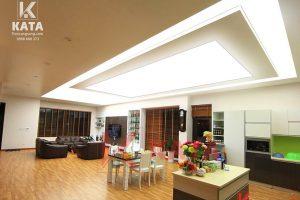 Trần căng barisol đẹp cho căn hộ chung cư NO 0125