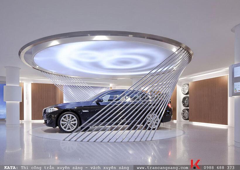 trần xuyên sáng auto ô tô