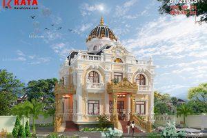 Những ngôi biệt thự tân cổ điển đón đầu xu hướng thiết kế 2018